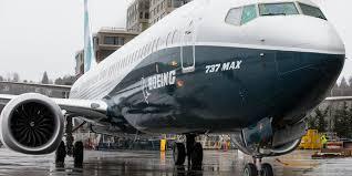 В США авиакомпании проведут показательные полёты Boeing 737 MAX