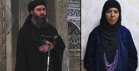 Сестру бывшего лидера ИГ аль-Багдади захватили турецкие военнослужащие