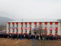 Новая школа открылась в Базар-Коргонском районе