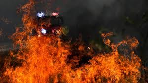 Сидней окутало дымом от пожаров