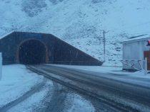 В горах ожидается сильный снег