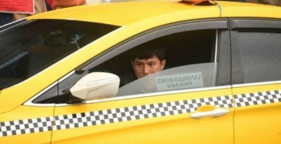 Госдума  России может запретить иностранные права у водителей такси