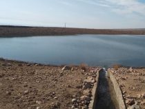 На Иссык-Куле построено водохранилище