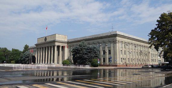 Мэрия готовится к скоплению людей в центре Бишкека