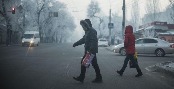 ВБишкеке зафиксированы первые заморозки