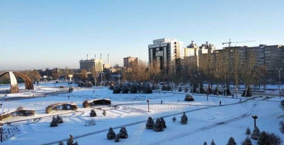 Экстремальных морозов в декабре не предвидится