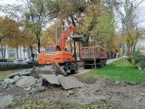 В Бишкеке появятся еще две пешеходные зоны
