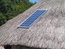 В Африке первое поселение полностью обеспечено «зеленой» энергией
