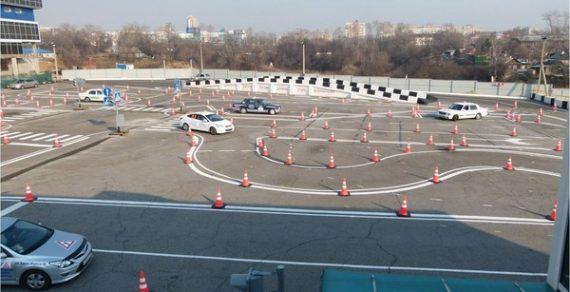 В Бишкеке появится современный автодром
