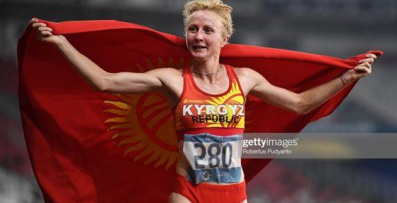 Легкоатлетка Дарья Маслова завоевала путевку на Олимпиаду