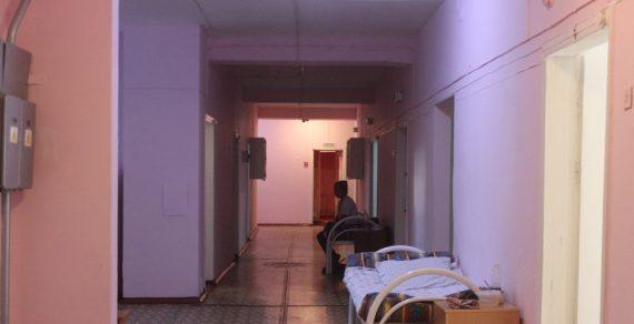 Республиканская инфекционная больница переполнена