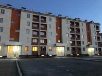 ГИК: В Нарыне к вводу в эксплуатацию готов 60-квартирный дом