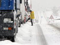 Главные дороги страны открыты для проезда
