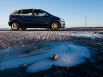 Скользкие дороги в Германии будут поливать рассолом