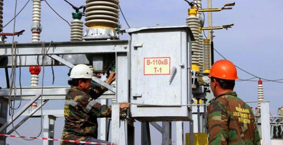 Энергетики перешли на усиленный режим работы