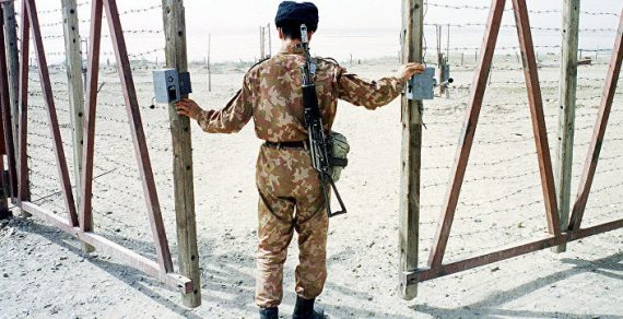 На кыргызско-таджикской границе ранен военный