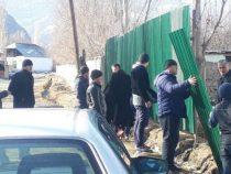 Конфликт на границе с Таджикистаном. Возбуждено уголовное дело