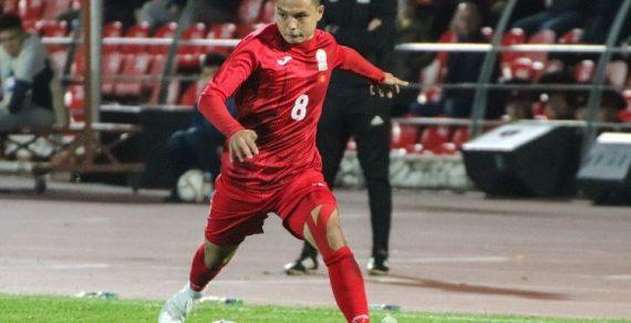 Лучшим футболистом страны по итогам 2019 года стал Гулжигит Алыкулов