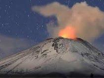 В Мексике проснулся один из крупнейших вулканов страны