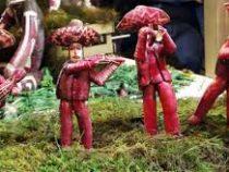 В Мексике прошёл один из самых зрелищных праздников — Ночь редиса