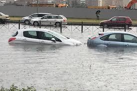 ВоФранции из-за сильных ливней два  департамента  ушли под воду