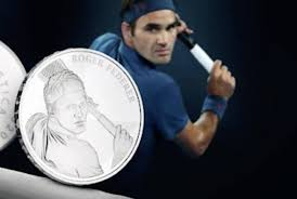 Роджер Федерер стал первым, чье изображение при жизни размещено на монете в Швейцарии