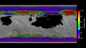 На глубине менее дюйма на Марсе полно питьевой воды — снимок NASA