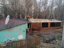 В Бишкеке снесены незаконные объекты