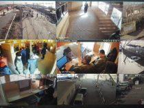 Более 120 камер видеонаблюдения установлены на 4 КПП
