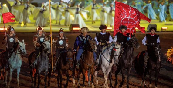 IV Всемирные игры кочевников пройдут в 2020 году в турецком городе Бурса