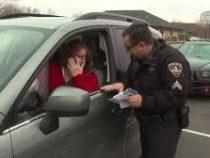 В США некоторые водители получают веселый сюрприз