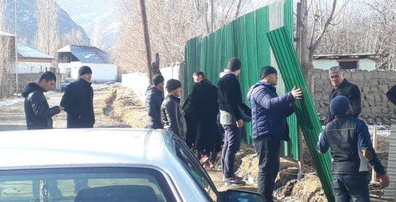На кыргызско-таджикской границе вновь произошел конфликт