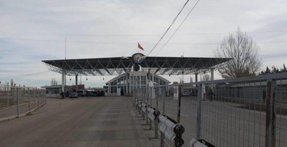 КПП «Ак-Жол – автодорожный» закроется на ремонт