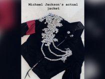 Кардашьян подарила дочери куртку Майкла Джексона