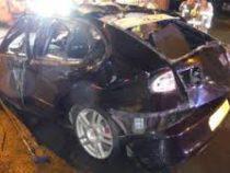 Гремучая смесь. Машина взорвалась из-за освежителя воздуха и сигареты в салоне