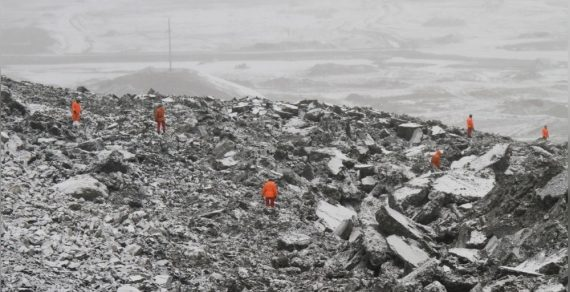 На Иссык-Куле продолжаются поиски пропавших сотрудников «Кумтора»