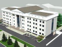 К зданию мэрии Бишкека планируется возвести пристройку