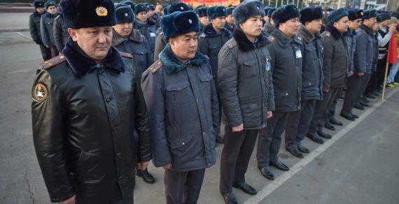 МВД переходит на усиленный режим несения службы