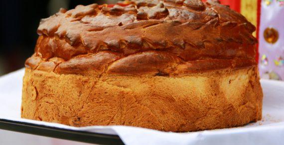 Американская семья передает по наследству 141-летний пирог