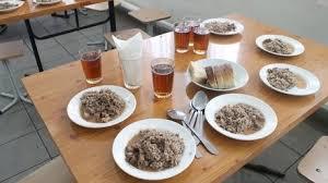 Горячим питанием охвачено 65%  школ республики