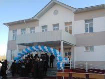 В Таласской области построена новая школа