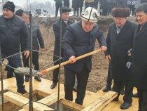 В Чуйской области началось строительство двух школ