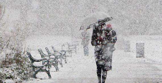 Снежными будут ближайшие пять дней в Бишкеке