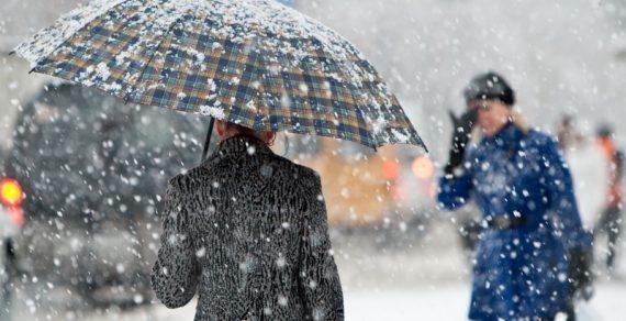Снежным будет последний день уходящего  года в Бишкеке