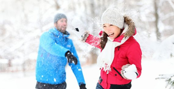 Американцам разрешат играть в снежки
