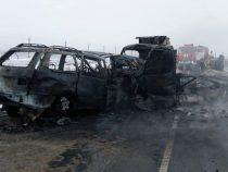 Четыре кыргызстанца стали жертвами автомобильной аварии в Оренбургской области