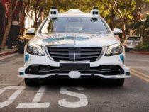 В Калифорнии запустили беспилотное такси