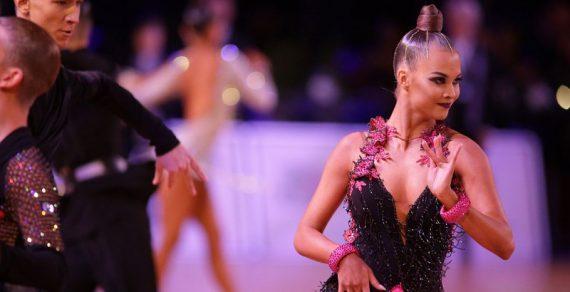 Кыргызстанцы победили на международном турнире по спортивным бальным танцам
