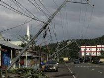 На Филиппины обрушился тайфун «Тисой»