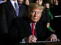 Трамп объявил о создании новых войск США